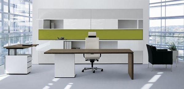 Muebles de oficina ergonómicos
