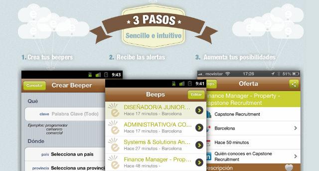 Aplicaciones móviles para buscar empleo 3