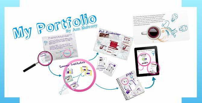 Prezi - portfolio